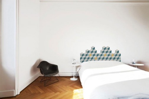 Uzglavlja za krevet na skandinavski način slika3