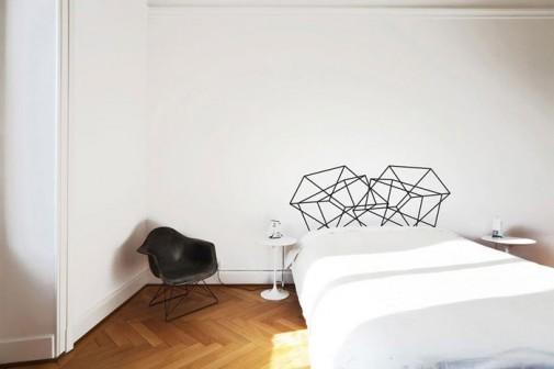 Uzglavlja za krevet na skandinavski način slika4