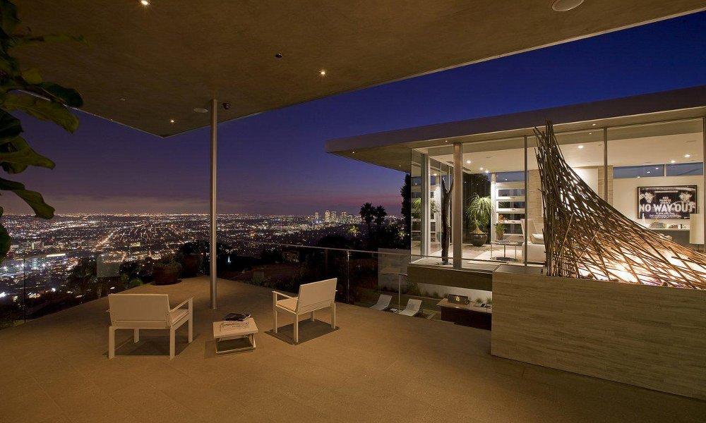 Vila sa pogledom LA
