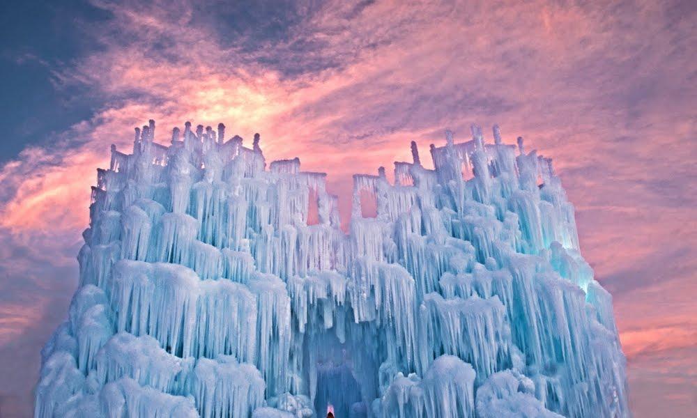 Zamkovi od leda