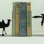 Zanimljivi držači za knjige