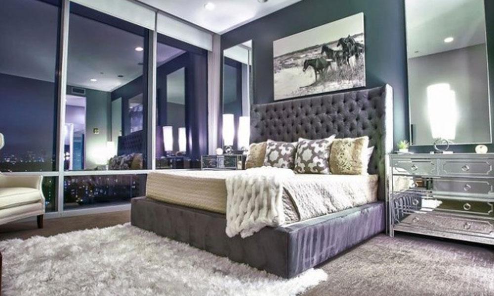 Ženstvena spavaća soba