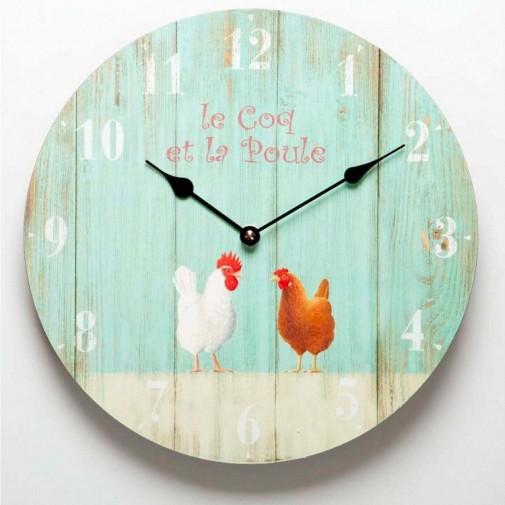 Zidni satovi za kuhinju slika 8