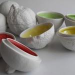 Ekspresivna kolekcija porcelanskog voća