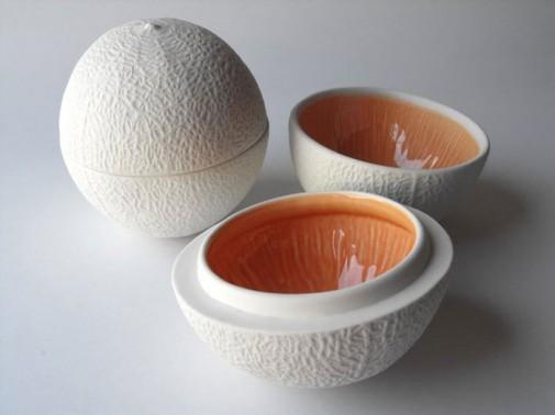 Ekspresivna kolekcija porcelanskog voća slika3