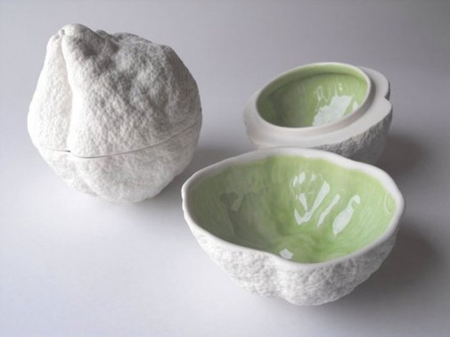 Ekspresivna kolekcija porcelanskog voća slika4