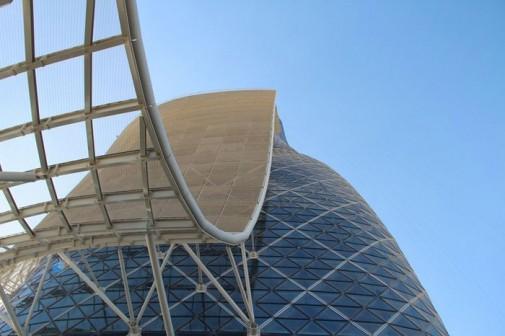 Capital Gate – nagnuti toranj u Abu Dabiju slika3