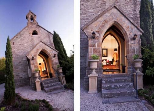 Crkva pretvorena u dom slika2