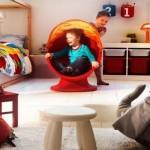 Dečija soba sa IKEA nameštajem