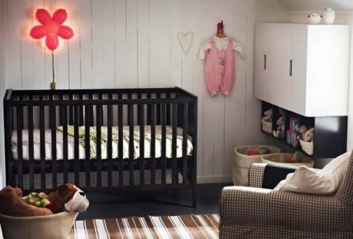Dečija soba sa IKEA nameštajem slika3