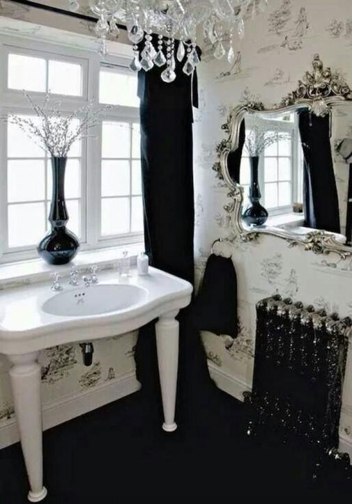 Dizajn kupatila u gotskom stilu slika3