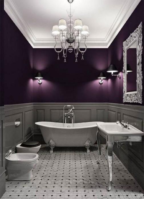 Dizajn kupatila u gotskom stilu slika4