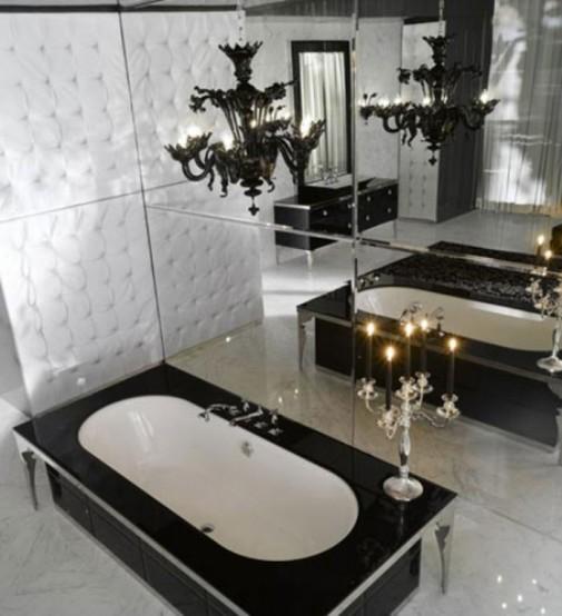 Dizajn kupatila u gotskom stilu slika5