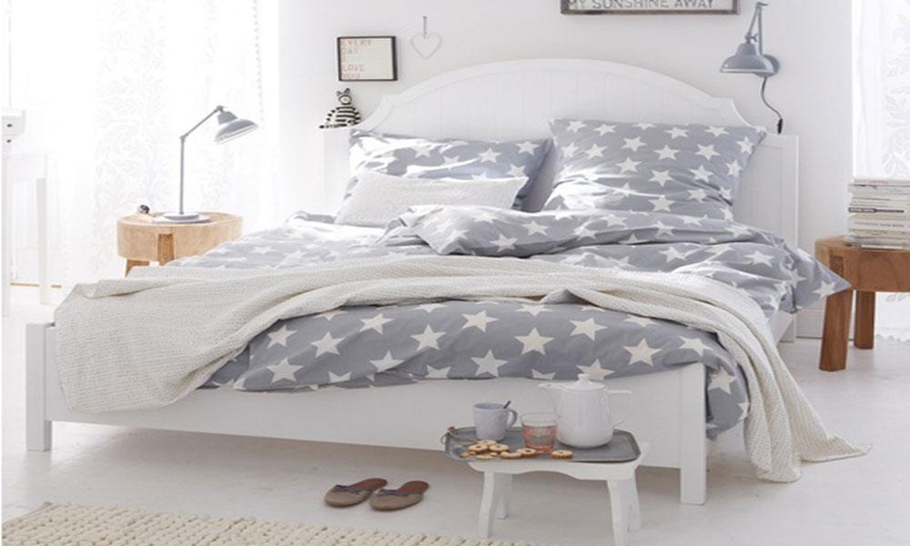 Dizajn neutralnih spavaćih soba