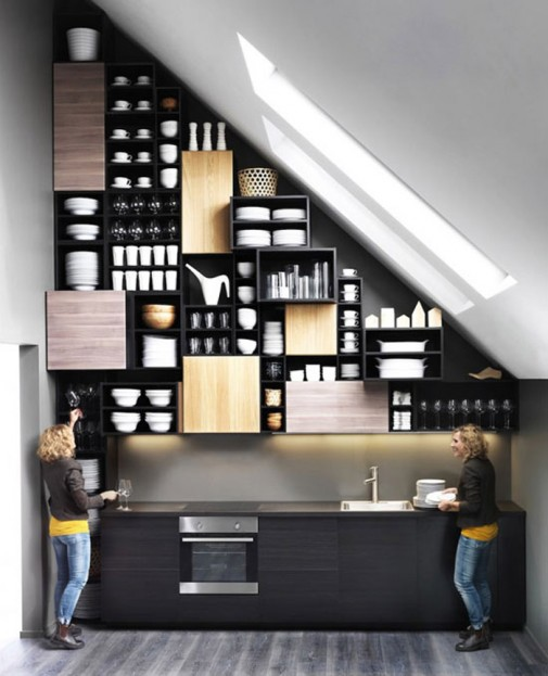 Fleksibilna i pametna kuhinja slika2