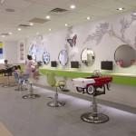 Frizerski salon za decu
