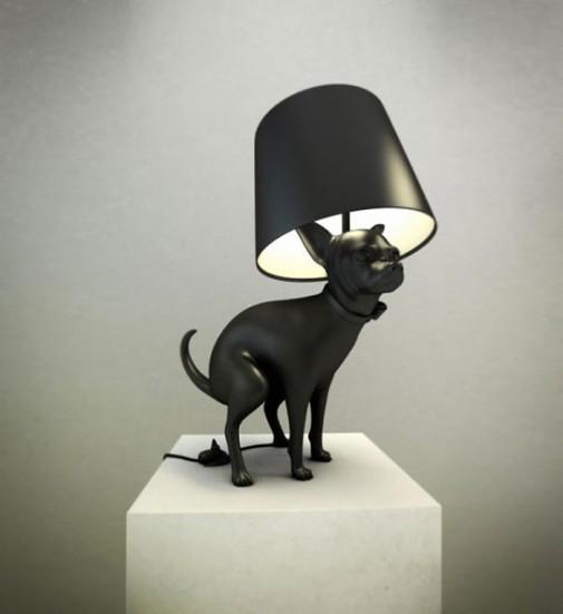 Good Boy nekonvencijalne lampe slika2