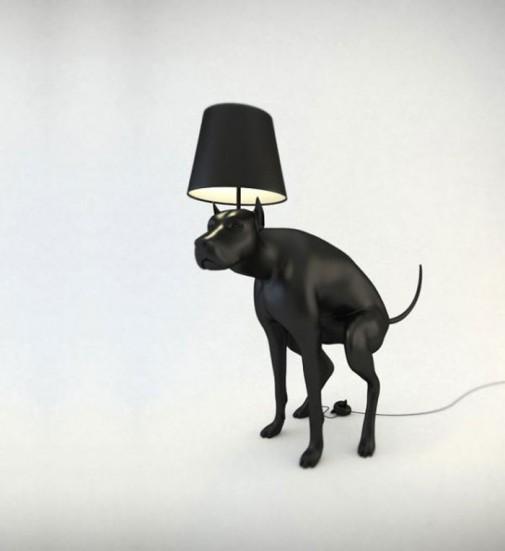 Good Boy nekonvencijalne lampe slika3