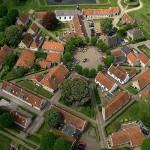 Holandsko utvrđenje u obliku zvezde