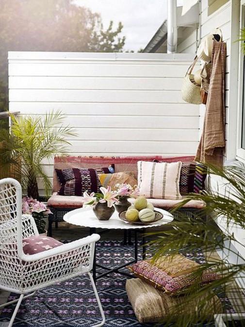 Ideje za male udobne terase slika2