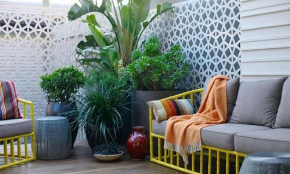 Ideje za male udobne terase