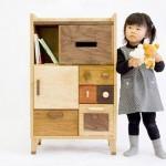 Inovativni dečiji nameštaj japanskog umetnika