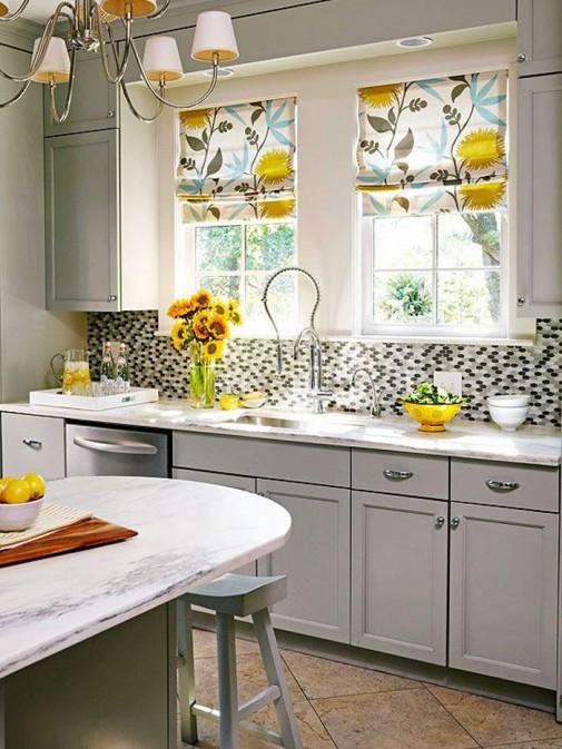 Inspirativna prolećna dekoracija kuhinje slika2