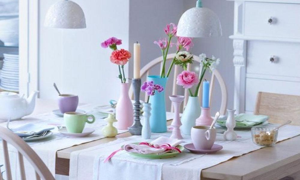 Inspirativna prolećna dekoracija kuhinje