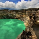 Jezera Kelimutu