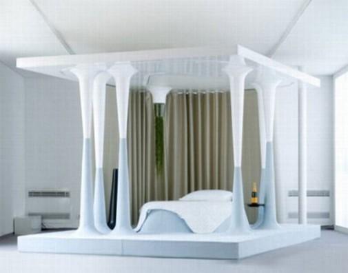 Krevet koji leči nesanicu slika2