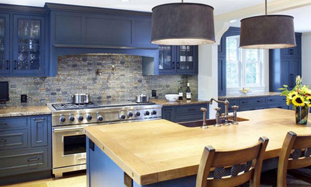 Kuhinje u boji