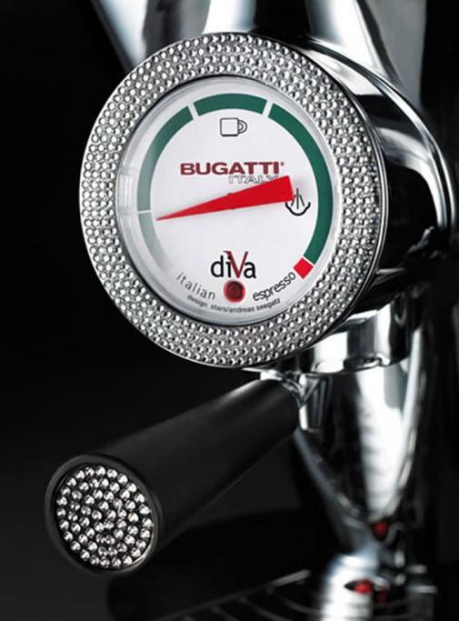 Luksuzni Bugatti aparat za kafu slika3