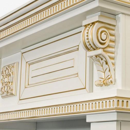 Luksuzni klasični dizajn kuhinje slika2