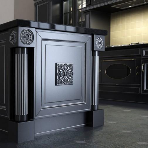 Luksuzni klasični dizajn kuhinje slika5