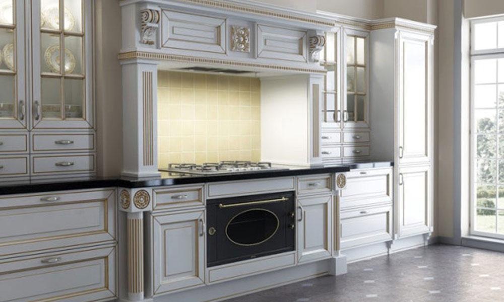 Luksuzni klasični dizajn kuhinje