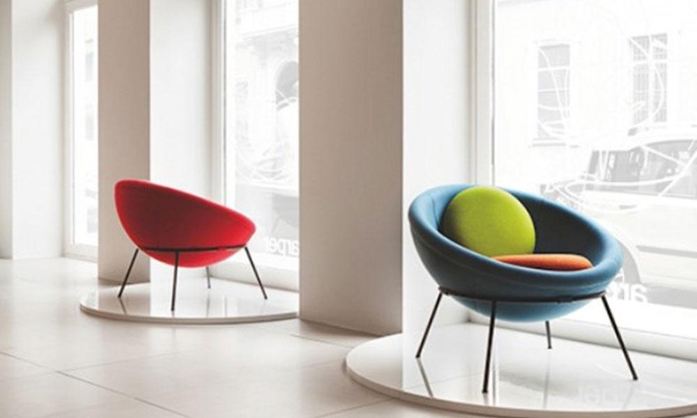Moderne fotelje