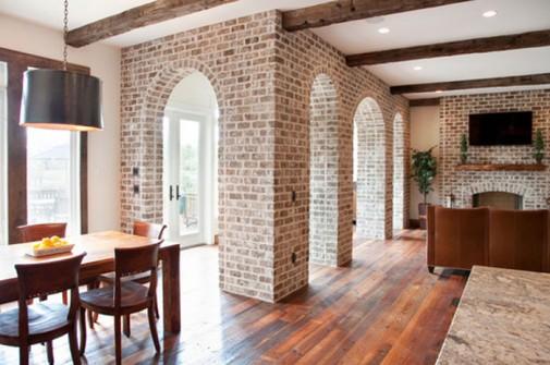 Moderni zidovi od cigle slika2