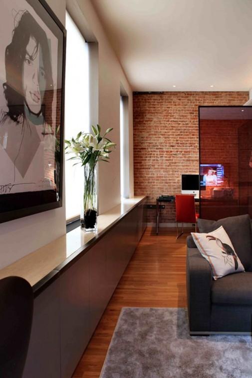 Moderni zidovi od cigle slika3