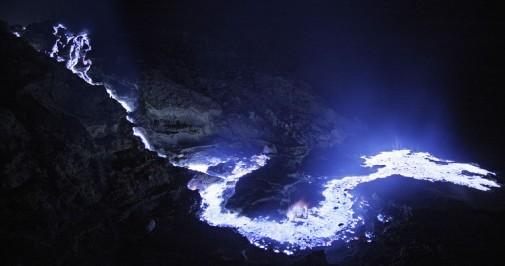 Plava lava slika 4