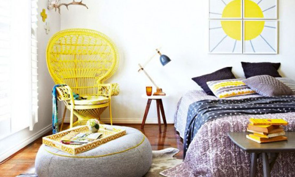 Prolećne ideje za spavaću sobu
