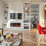 Šarmantni apartman uređen u industrijskom stilu