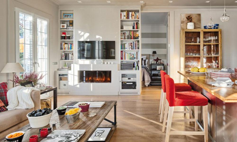 Šarmantni apartman uređen u industrijskom stilu   BravaCasa Magazin