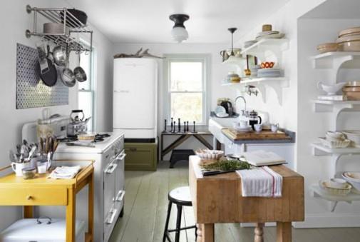 Šik bele kuhinje za 2014 slika2