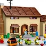 Simpsonsi u obliku Lego kockica