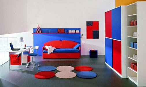 Soba dizajnirana za tinejdžere  BravaCasa Magazin
