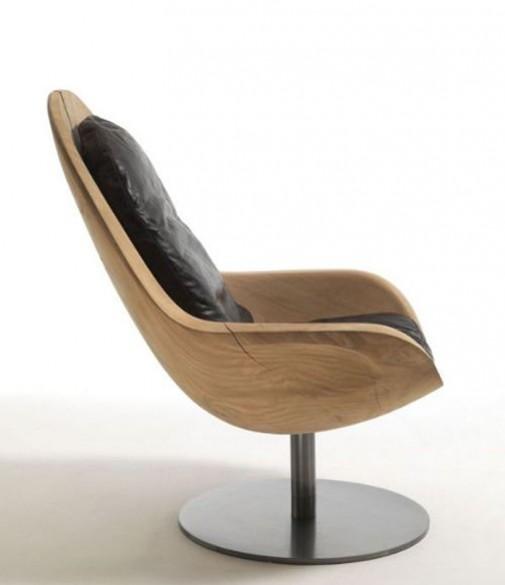 Sofisticirane drvene stolice slika2