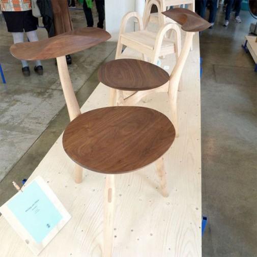 Sofisticirane drvene stolice slika3