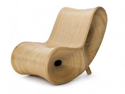 Sofisticirane drvene stolice slika5