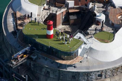 The Spitbank tvrđava slika2