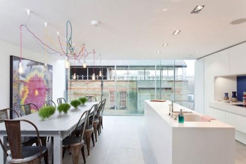 Vodotoranj u Londonu pretvoren u luksuzni dom slika3